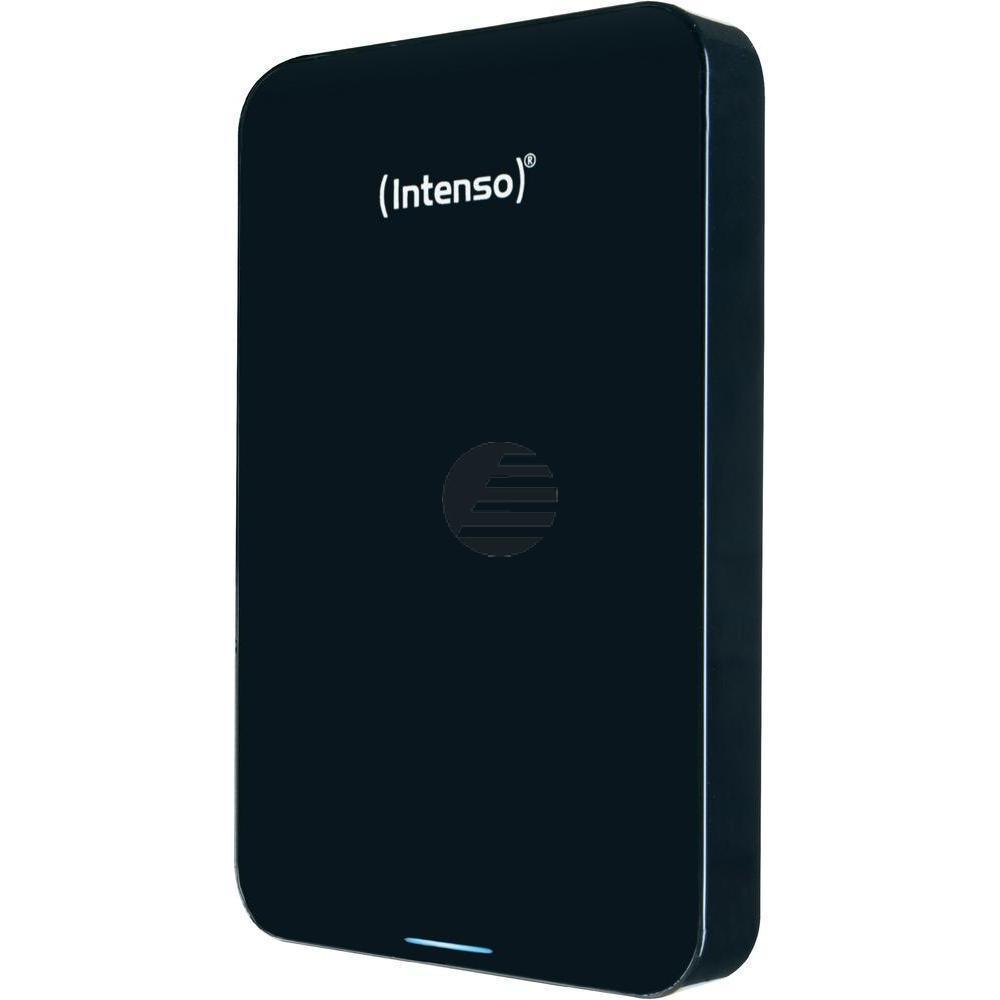 INTENSO 2.5 HDD FESTPLATTE EXTERN 2TB 6023580 USB 3.0 tragbar schwarz