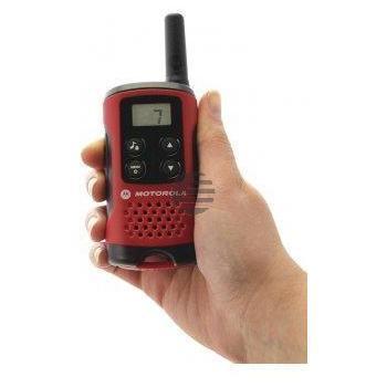 Motorola PMR TLKR T40 rot