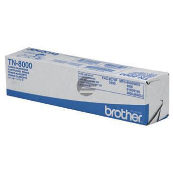 Brother Toner-Kit schwarz (TN-8000)