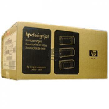 HP Tintenpatrone UV-Tintensystem 3 x gelb (C5075A, 83)