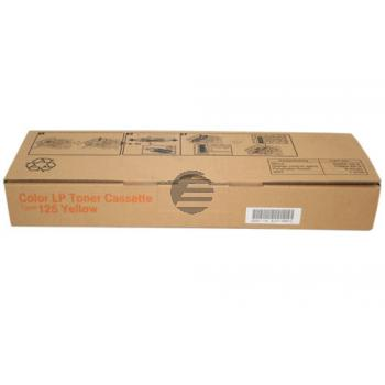 Ricoh Toner-Kit gelb HC (400841 404131, TYPE-125)