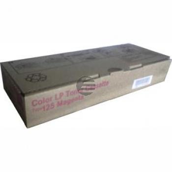 Ricoh Toner-Kit magenta HC (400840 404130, TYPE-125)
