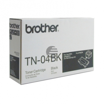 Brother Toner-Kit schwarz (TN-04BK)