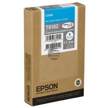 Epson Tintenpatrone cyan (C13T616200, T6162)