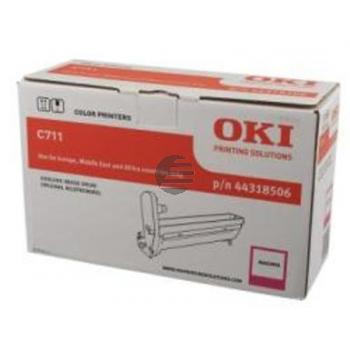 OKI Fotoleitertrommel magenta (44318506)