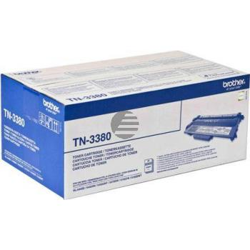 Brother Toner-Kartusche schwarz HC (TN-3380)