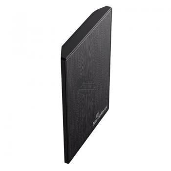 MEDIARANGE SSD FESTPLATTE EXTERN 512GB MR992 USB 3.0 schwarz