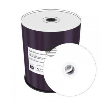 MEDIARANGE DVD+R 4.7GB 16x (100) CB MR414 Cake Box tintenstrahlbedruckbar