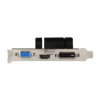 msi GeForce GT 730 2 GB DDR3 PCI-Express x16 DVI HDMI passiv