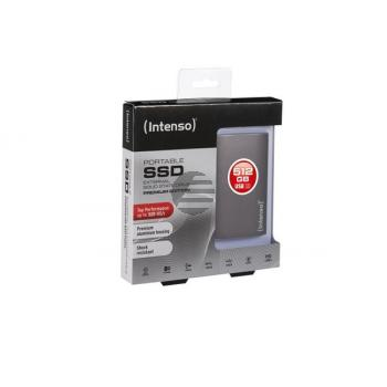 INTENSO SSD External 1.8 inch 3823450 SATA to USB 3.0 512GB