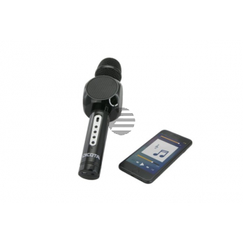 DICOTA Wireless Karaoke Microphone D31672 black