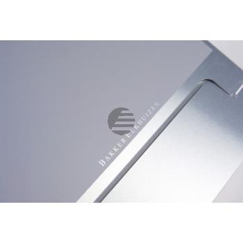 BNEQ260 BAKKER NOTEBOOKSTAENDER Ergo Q260 silber Kunststoff