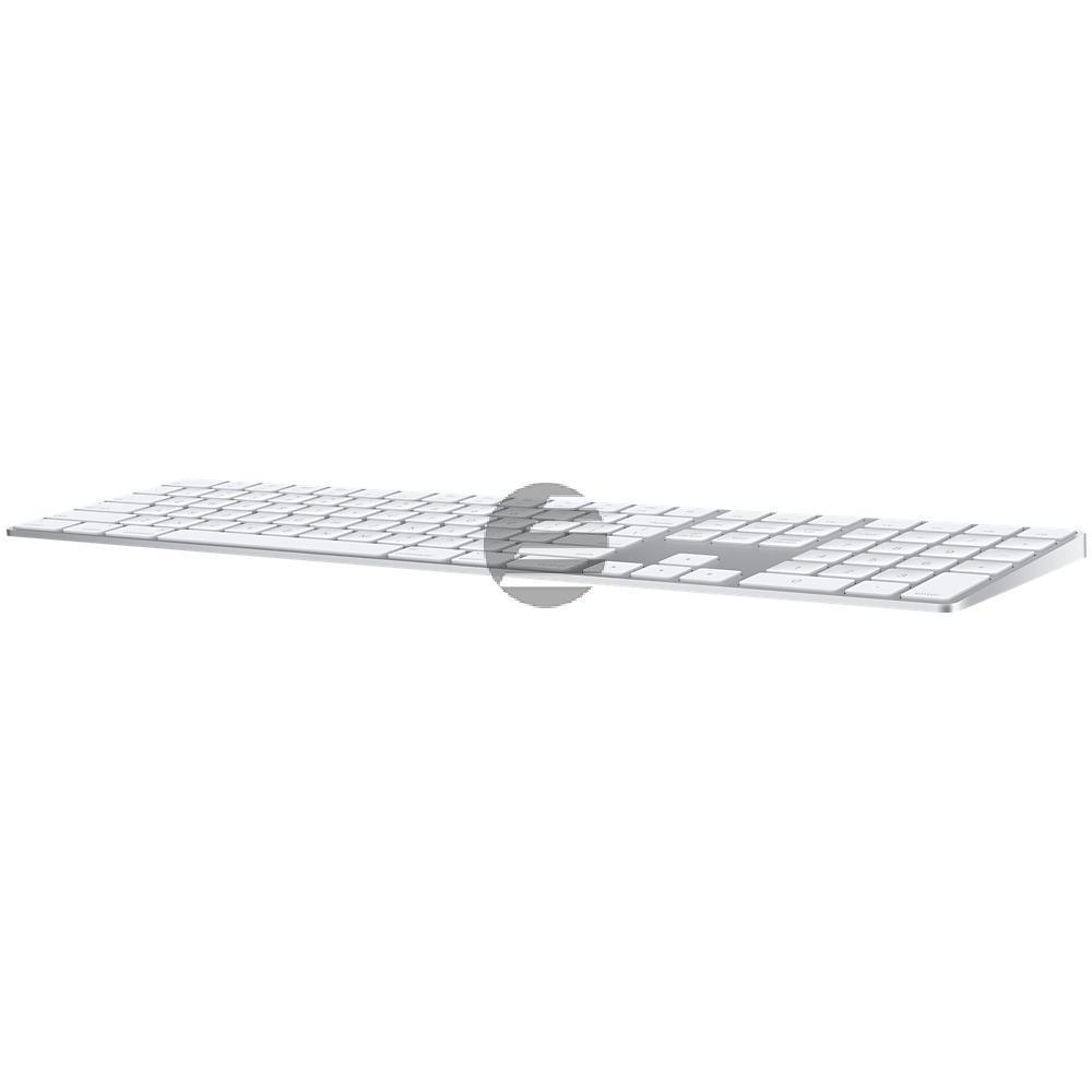 Apple Magic Keyboard Tastatur mit Nummernblock (DE)
