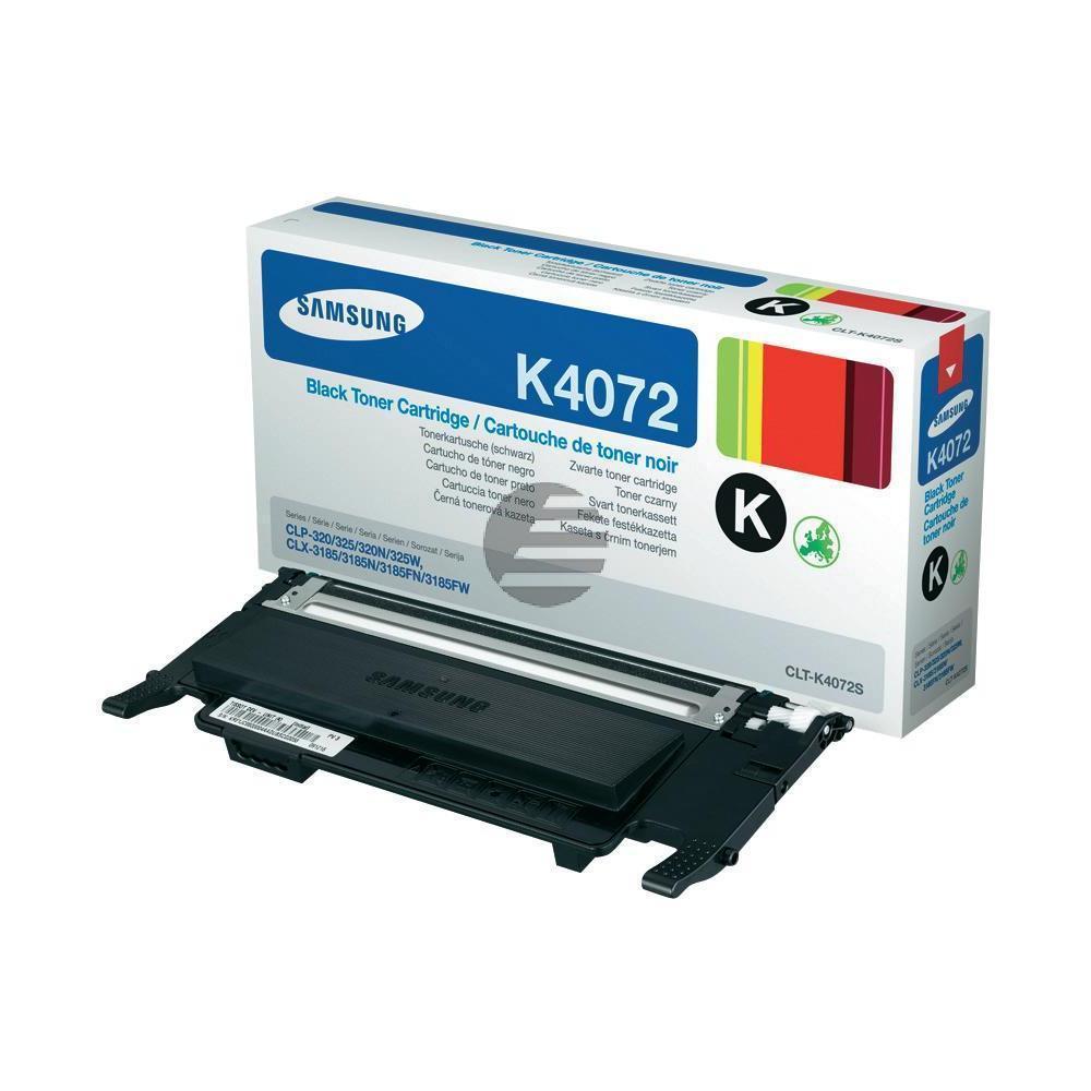 Samsung Toner-Kartusche schwarz (SU128A, K4072S)