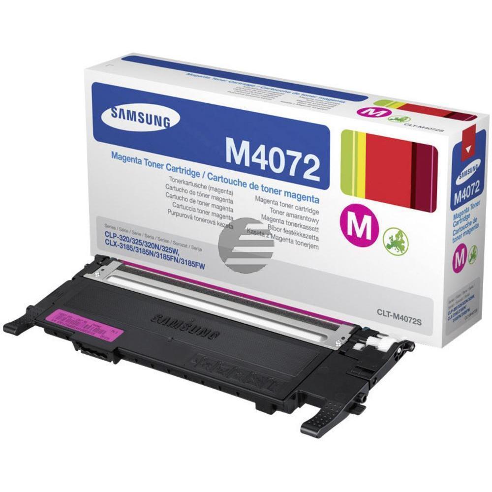 Samsung Toner-Kartusche magenta (SU262A, M4072S)
