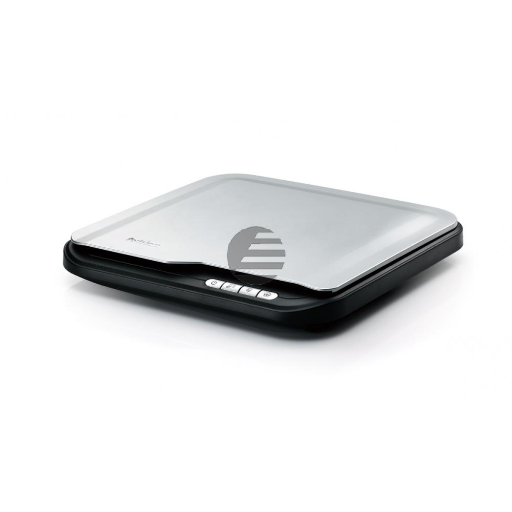 AVISION AVA5+ FLACHBETTSCANNER 000-0658 A5/Farbe/USB 2.0