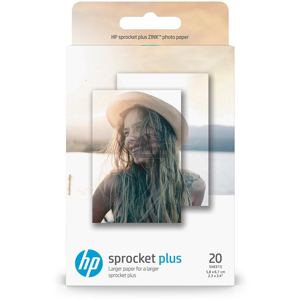 HP (Zink Papier) 20 Blatt 5.8 x 8.7 cm (2LY72A)