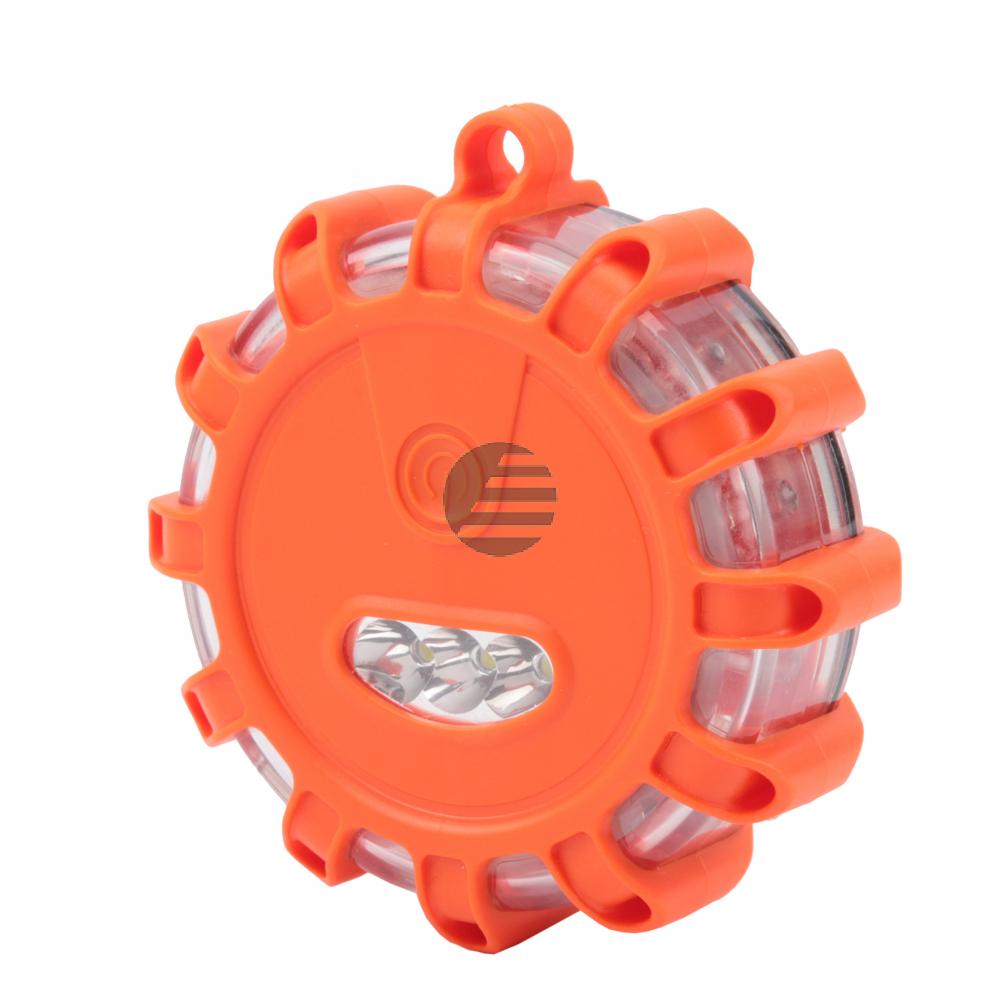 Olympia LED-Warnleuchte orange (5983)