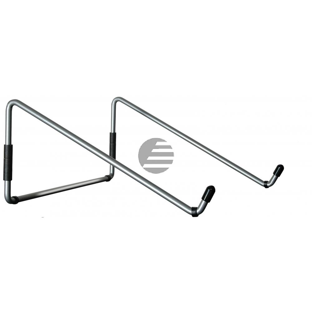 R-GO TRAVEL LAPTOPSTAENDER RGOSC015 silber 10 bis 22