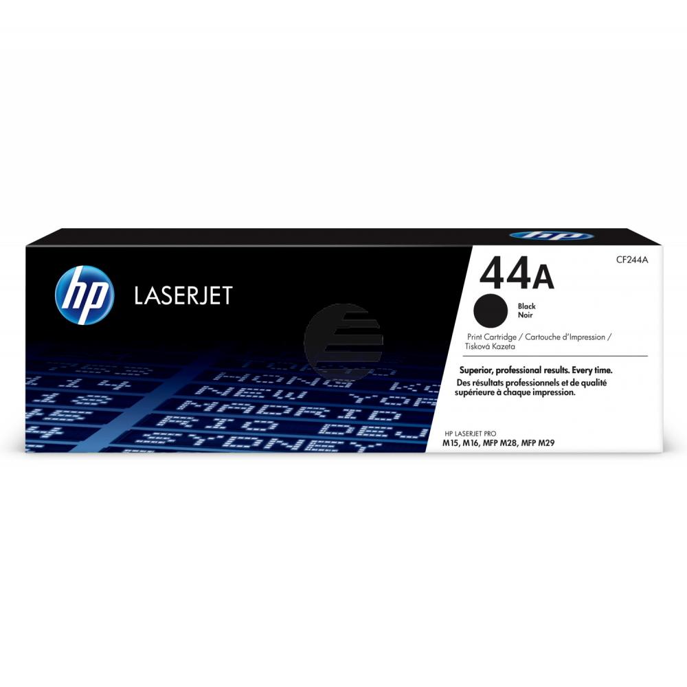 HP Toner-Kartusche schwarz (CF244A, 44A)