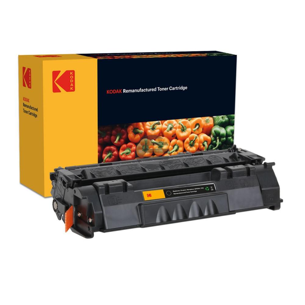 Kodak Toner-Kartusche schwarz (185H755301) ersetzt 53A, EP-715