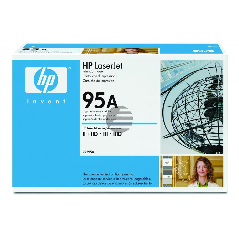 HP Toner-Kartusche schwarz (92295A, 95A)