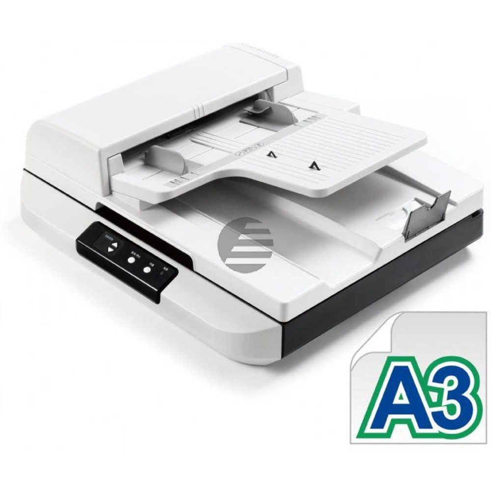AVISION AV5400 DOKUMENTENSCANNER 000-0784G A3/Duplex/Farbe
