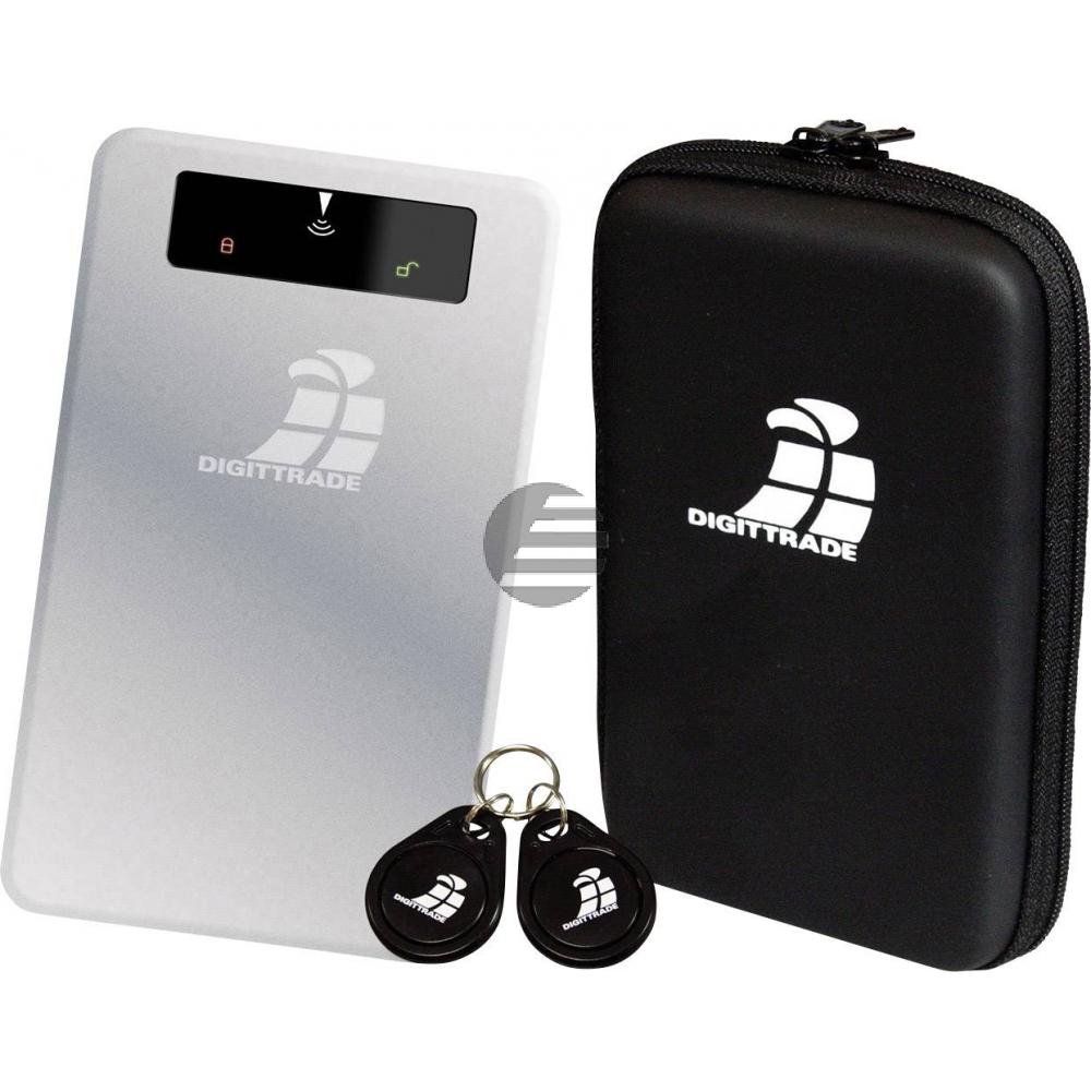 DIGITTRADE SSD FESTPLATTE EXTERN 250GB DG-RS256-250SSD USB 3.0 RFID Sicherheit
