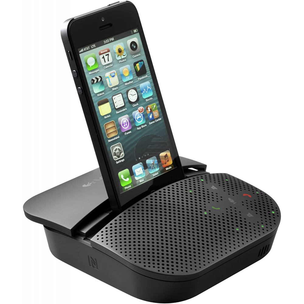 LOGITECH P710e mobile Speakerphone UC optimized for Lync/skype compatible with Cisco
