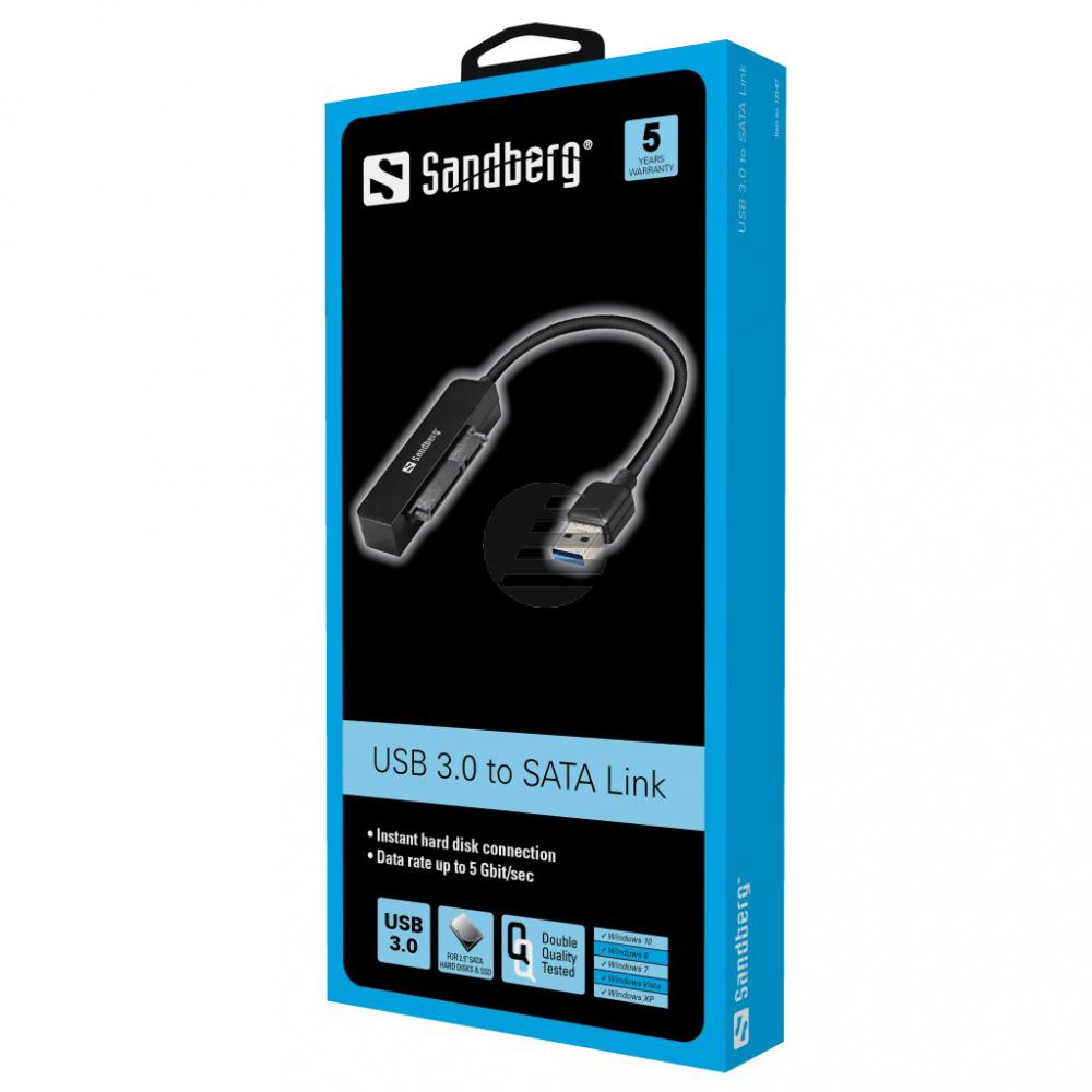 Sandberg USB 3.0 to SATA Link