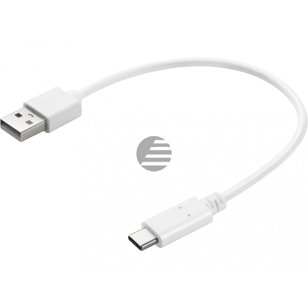 Sandberg USB-C 3.1 > USB-A 3.0 0.2M