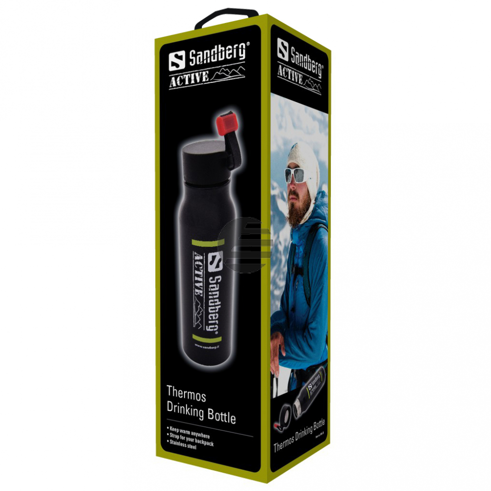 Sandberg Active Thermos Drinking Bottle