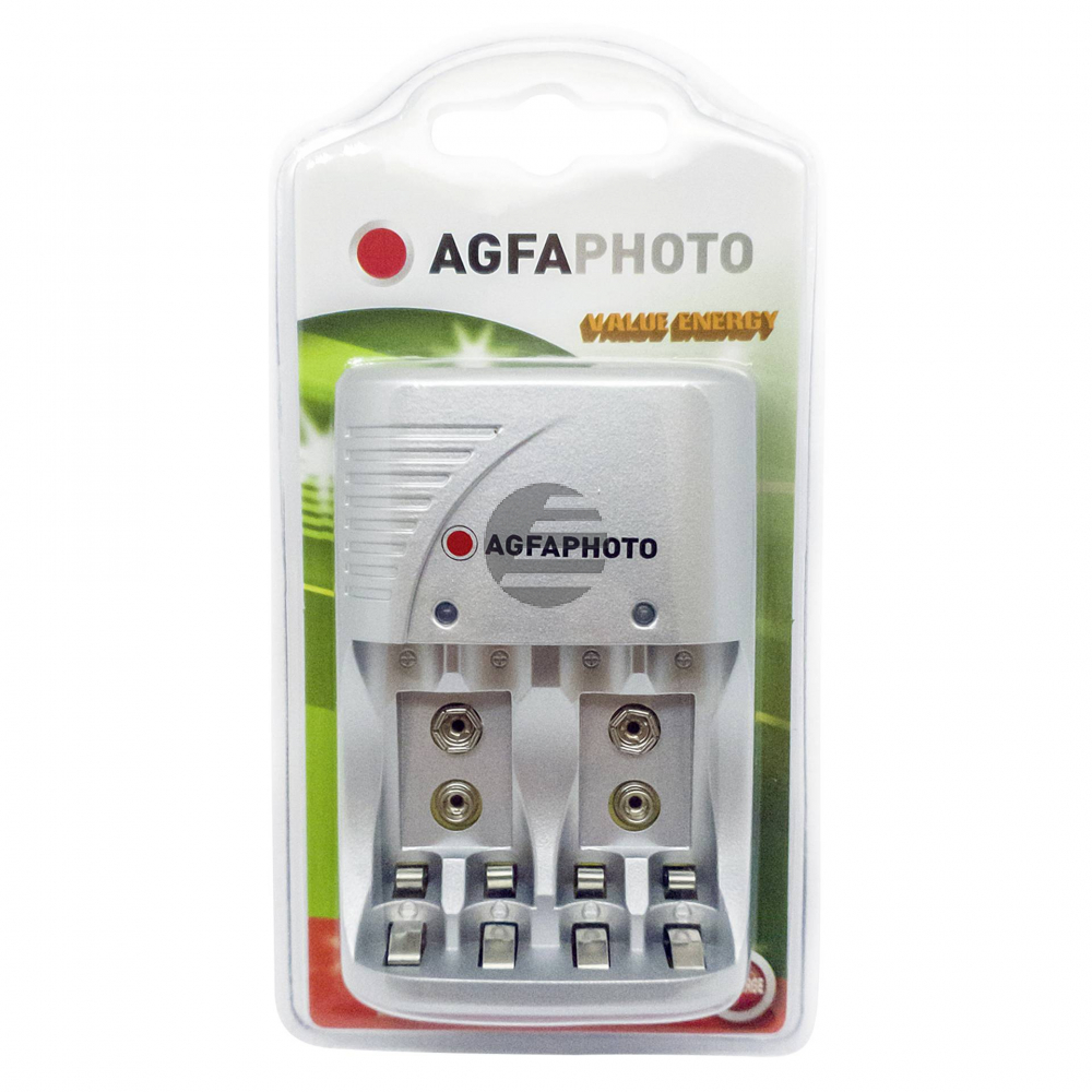 140-849959 AP VALUE ENERGY LADEGERAET AA/AAA/9V Ladegeraet ohne Akku