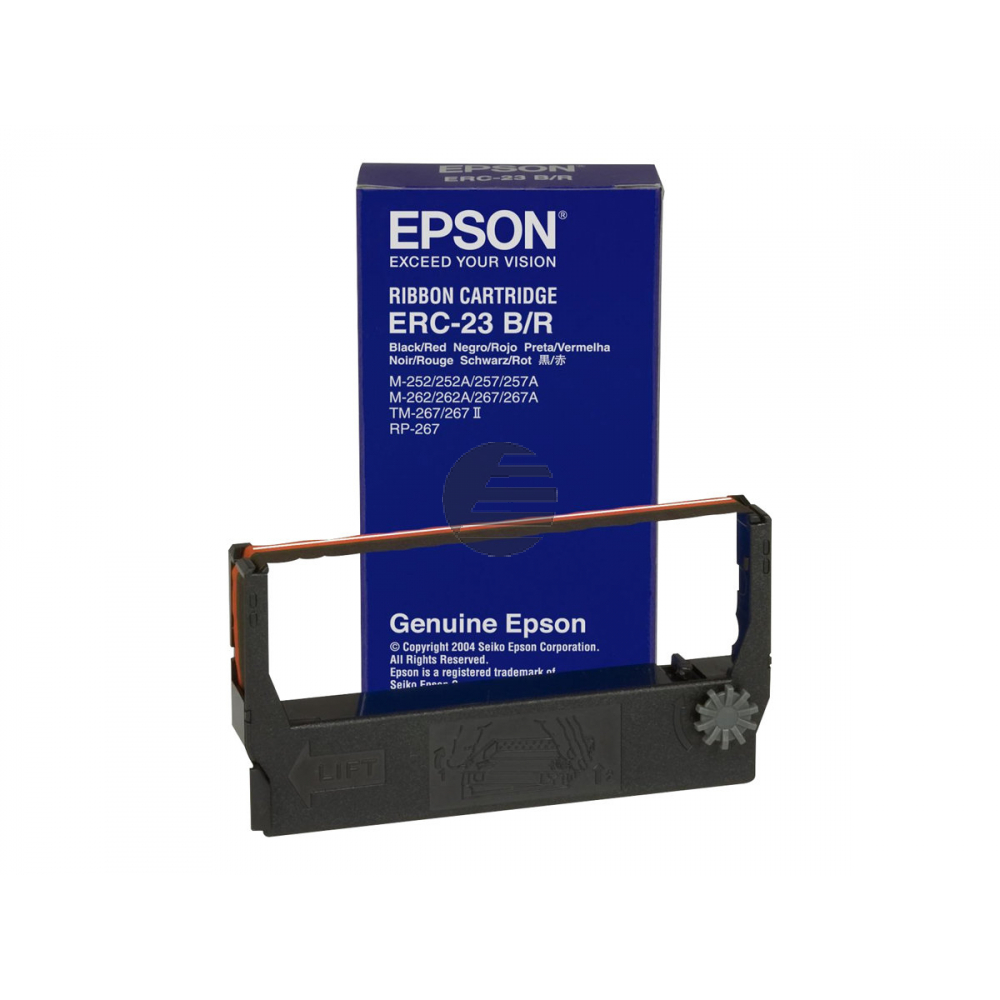 Epson Farbband Nylon (C43S015362, ERC-23B/R)