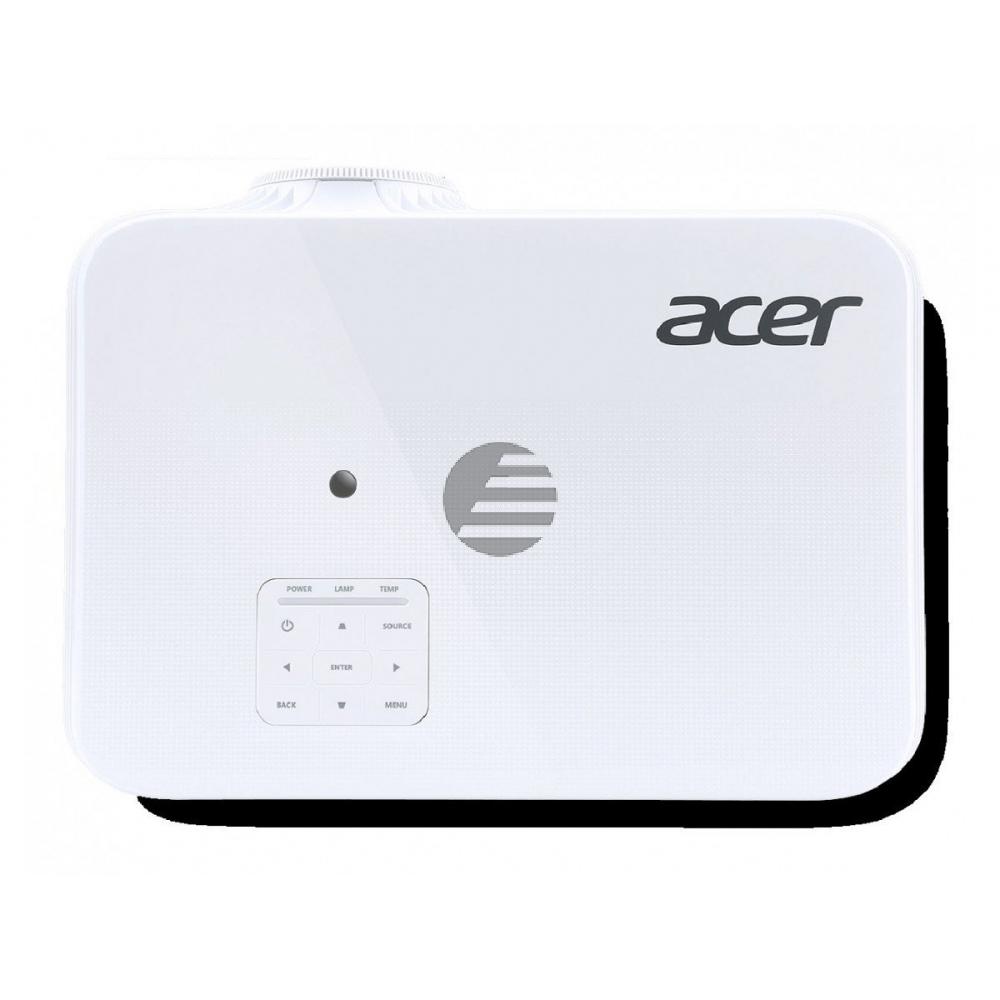 Acer P5330W, 3D Full HD Beamer, weiß