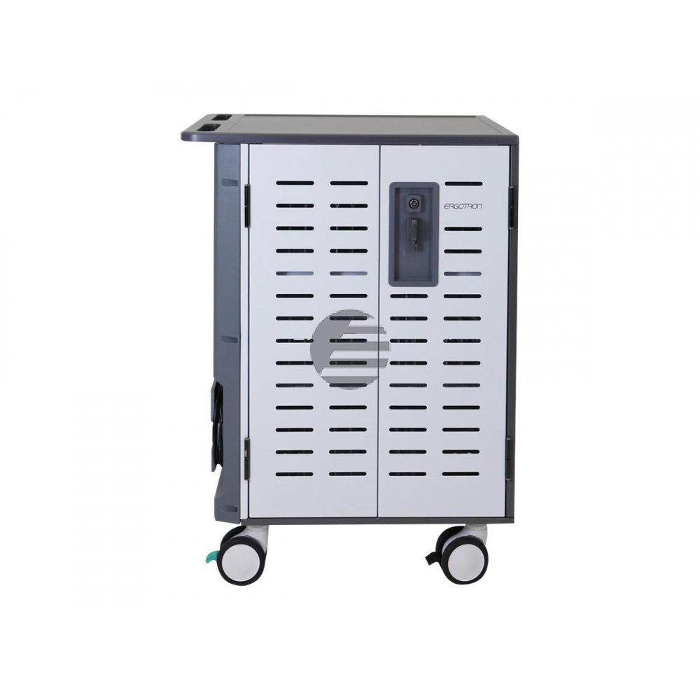 ERGOTRON Zip40 Charging and Management Cart EU, No Swiss Power Adapters included