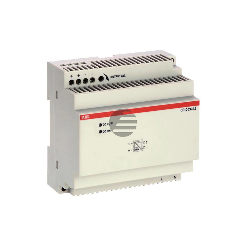 AXIS - Stromversorgung (DIN-Schienenmontage möglich) - AC 90-264/ DC 120-375 V - 100 Watt