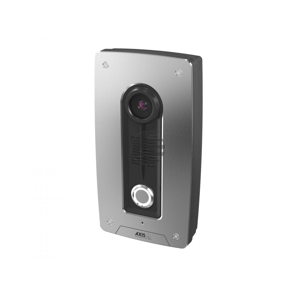 AXIS A8004-VE Network Video Door Station - Netzwerk-Überwachungskamera - Außenbereich - staub-/wasserdicht - Farbe - 1280 x 960