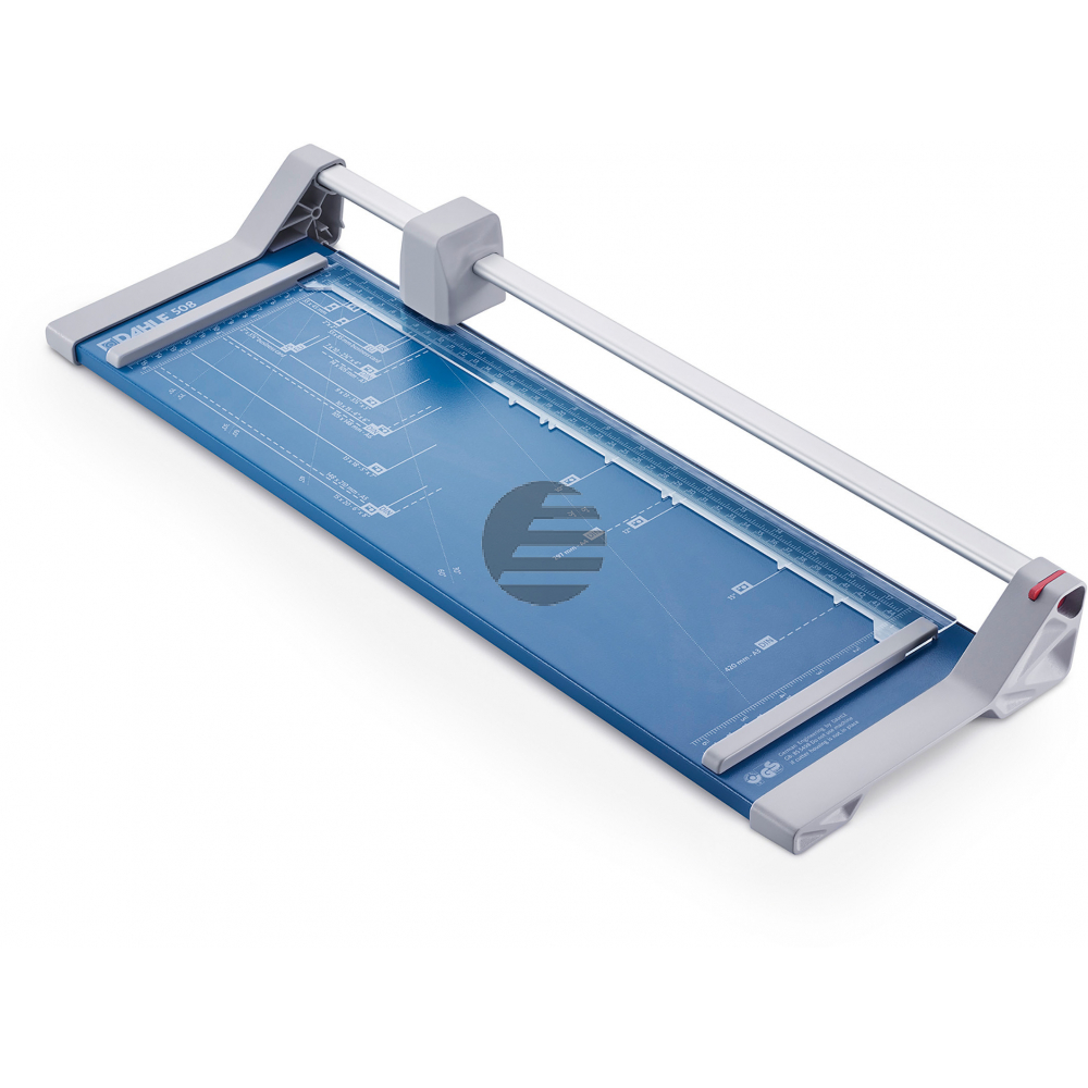 DAHLE Rollschneidmaschine 508 blau 00508-24 Schnittleistung 6 Blatt A3