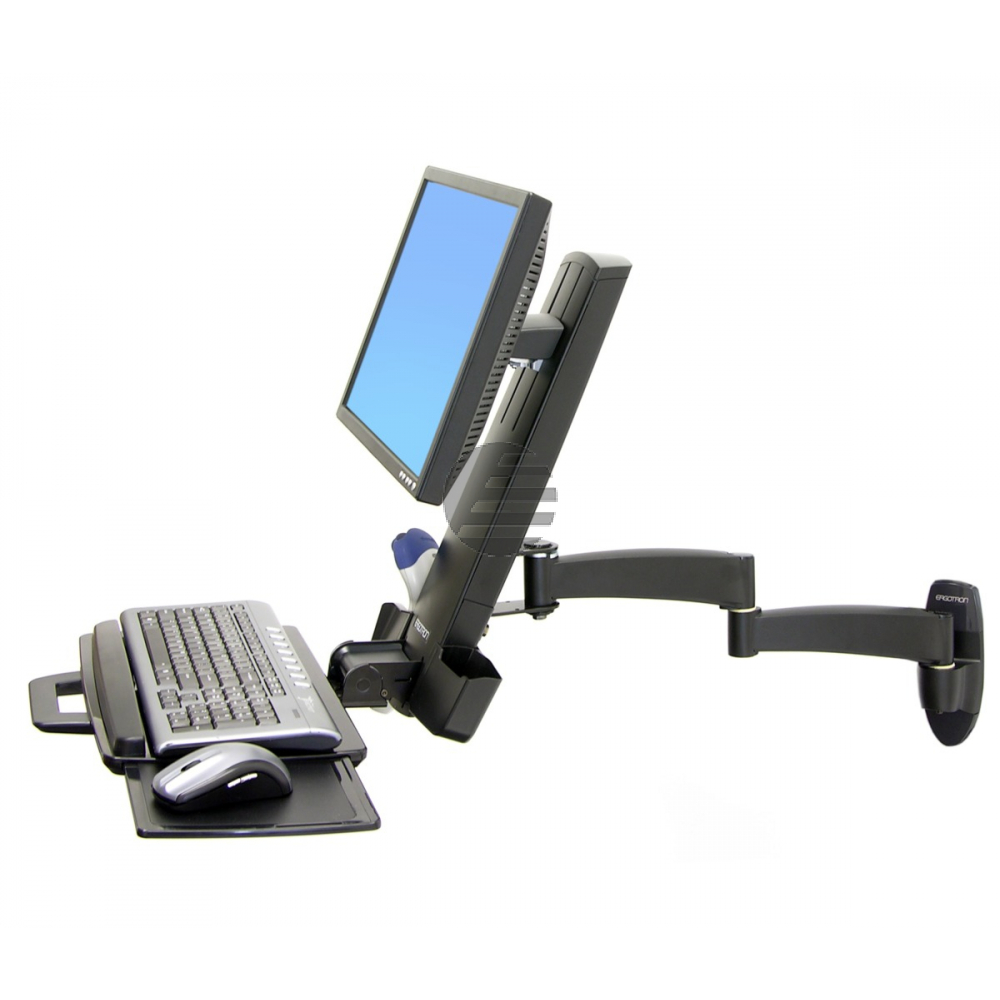 200 Series Combo Arm schwarz / LCD-Größe <=24