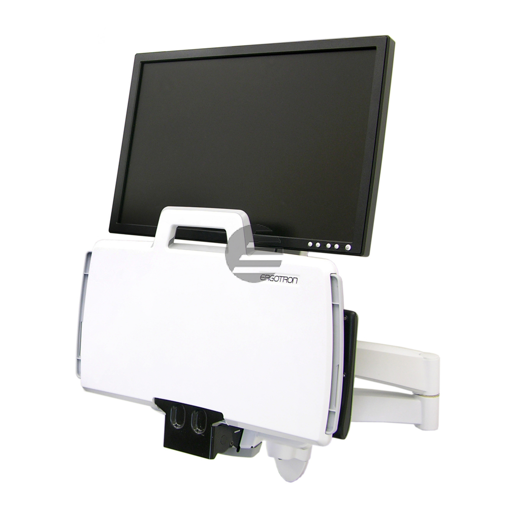 200 Series Combo Arm weiß / LCD-Größe <=24
