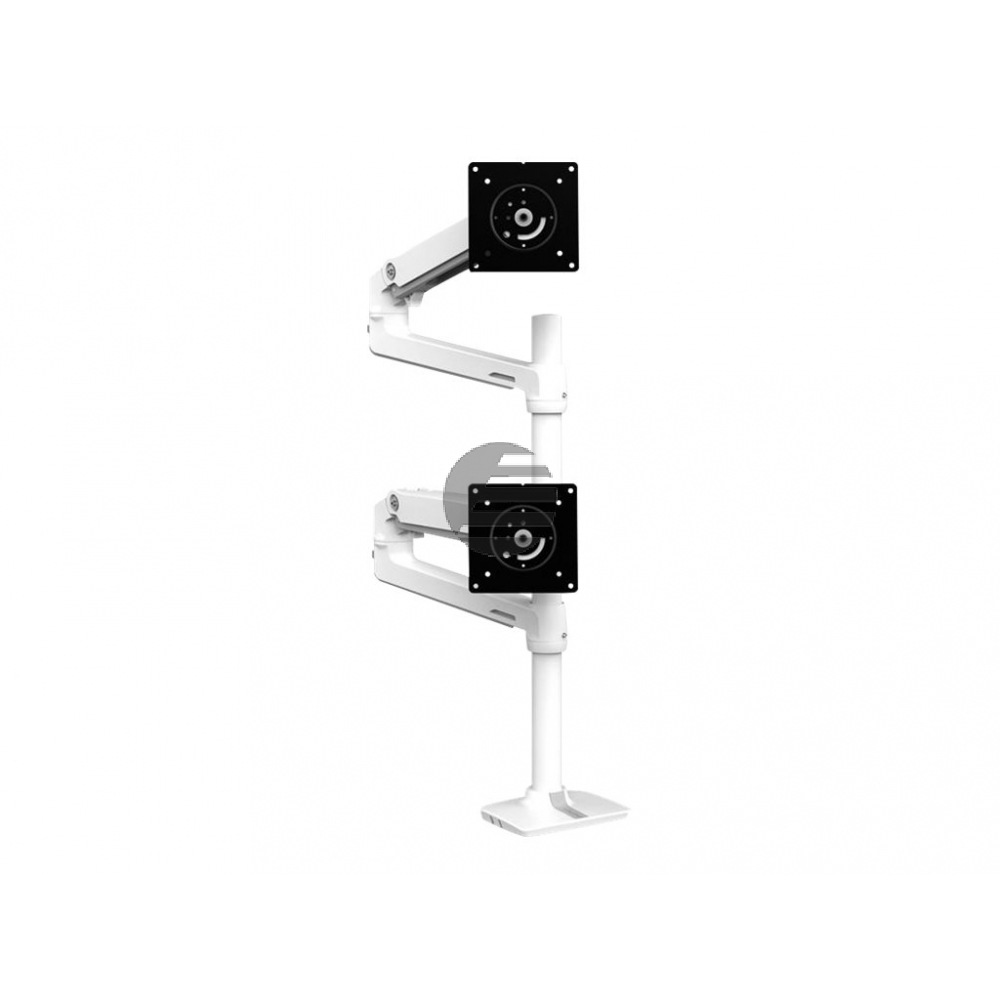 45-509-216 / LX DUAL STACKING ARM, TALL POLE, BWT.