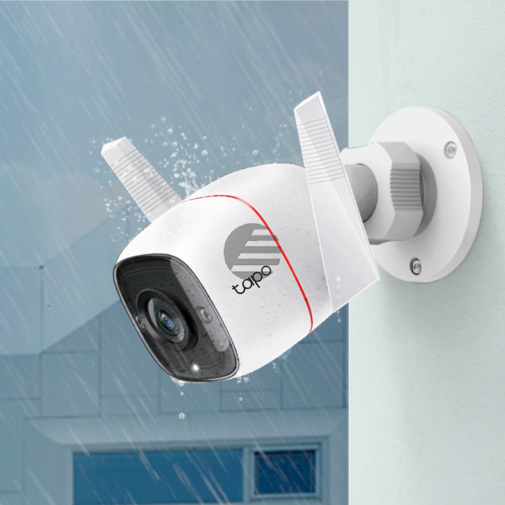 TP-LINK Outdoor Security WiFi Camera TAPOC310