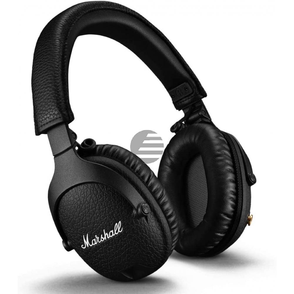 Marshall Monitor II A.N.C. Bluetooth, schwarz