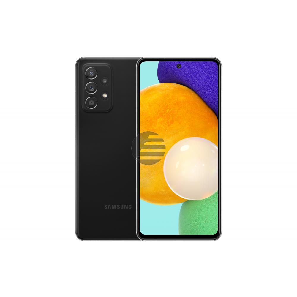 3JG Samsung A526F Galaxy A52 5G 6 + 128 GB awesome black