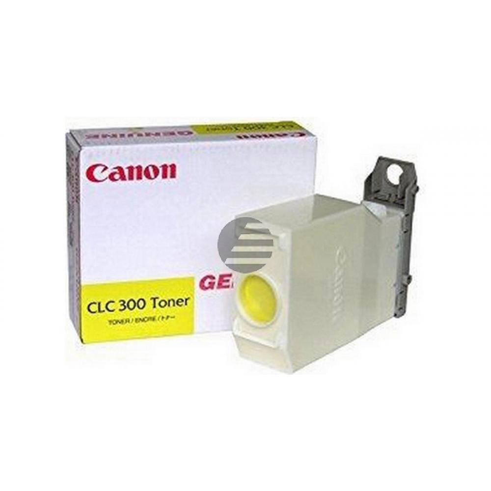 Canon Toner-Kit gelb (1437A002, CLC300)