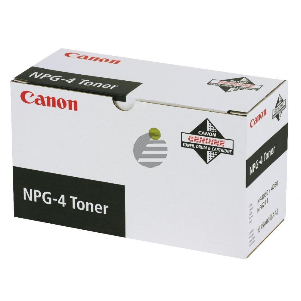 Canon Toner-Kit schwarz (1375A002, NPG-4)