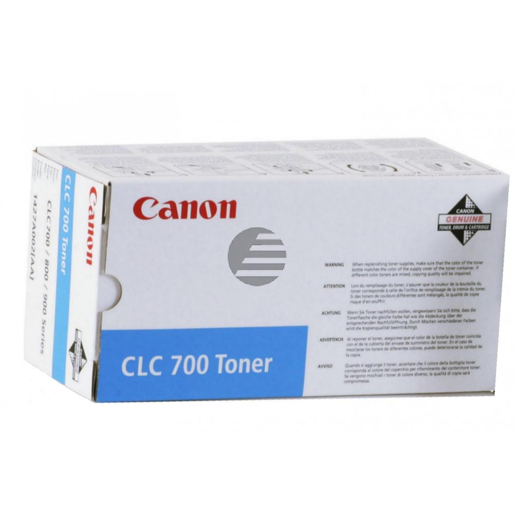 Canon Tonerflasche cyan (1427A002)