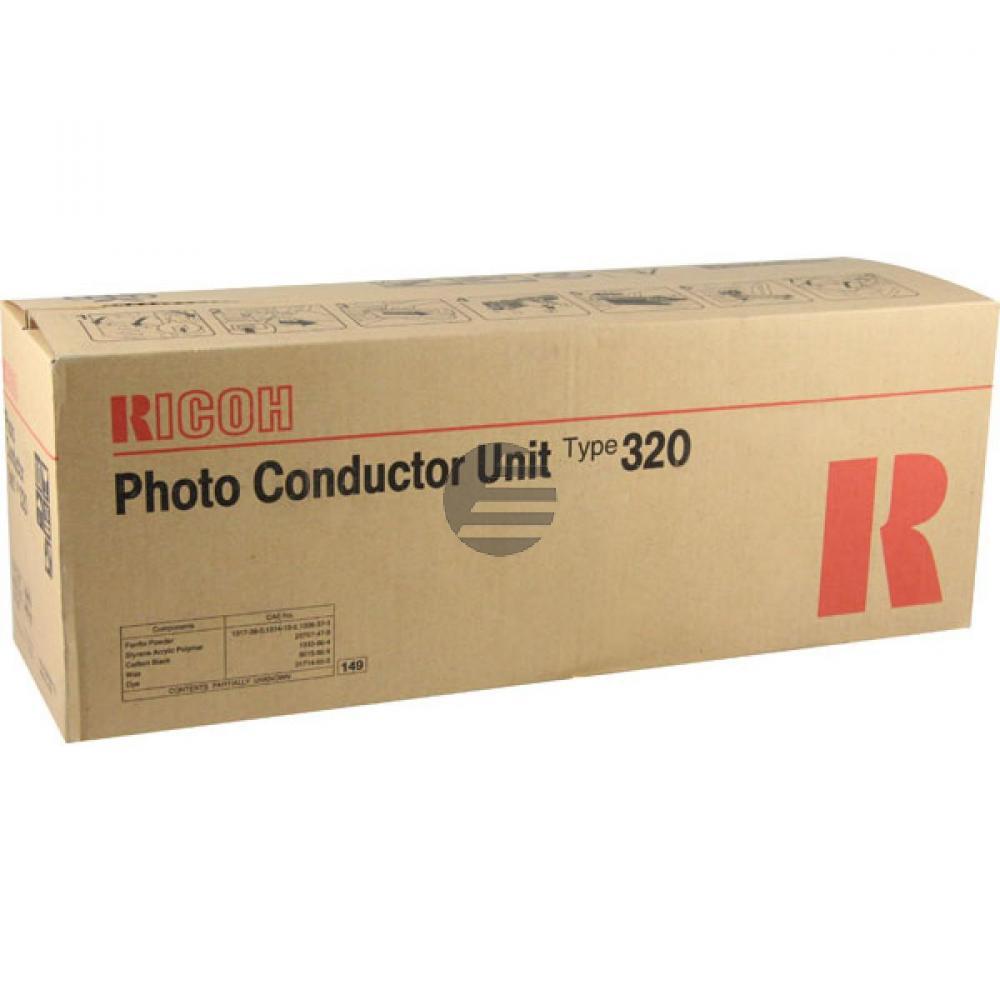Ricoh Fotoleitertrommel (400633, TYPE-320) ersetzt 88997954