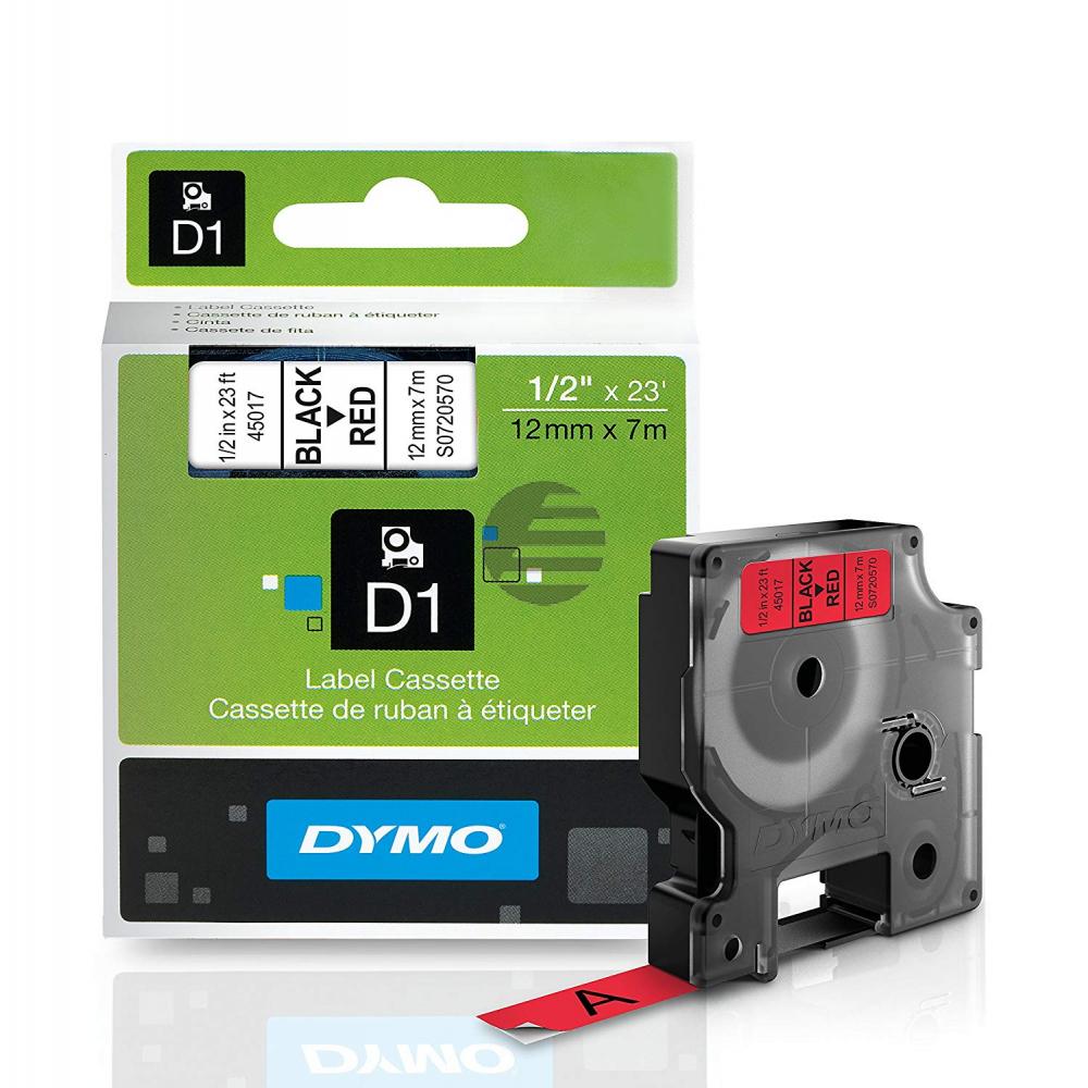Dymo Schriftbandkassette (45017)